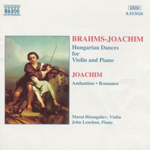 Brahms Hungarain dances