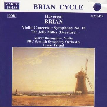 Brian violin concerto