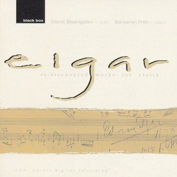 Elgar Re-discovered 1