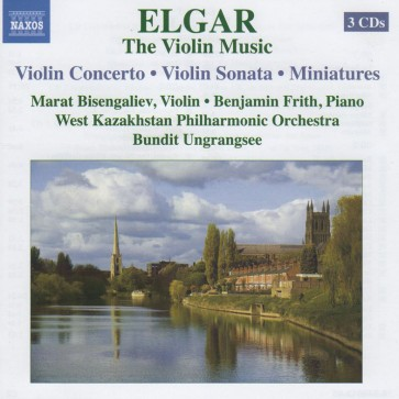 Elgar album triple