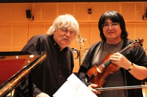 with_karl_jenkins_at_angel_studio