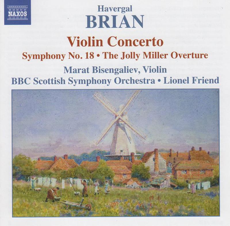 Brian violin concerto 2