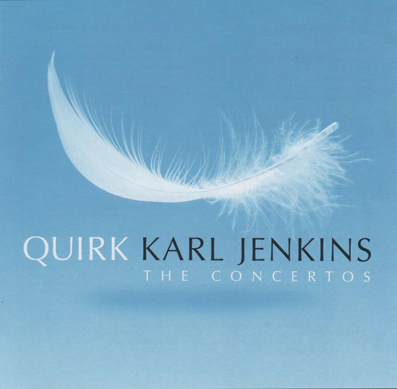 Karl Jenkins Quirk